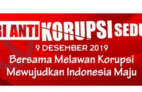 Peringati hari anti korupsi sedunia